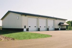 Agricultural Storage Radiant Heating